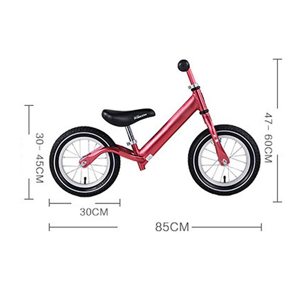 Bicicletas de Equilibrio para Niños Ultra-Light 12