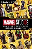 Marvel Studios: The First Ten Years Reader Collection: Level 2 (Passport to Reading)