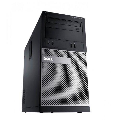 Dell OptiPlex 3020 MT Core i3-4130 8GB 500GB DVDRW WiFi Windows 10 Professional 64-Bit Desktop PC Computer