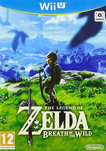 The Legend of Zelda: Breath of the Wild (Nintendo Wii U) - [Edizione: Regno Unito]