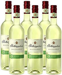 Rotkäppchen Qualitätswein Riesling trocken 6 x 0.75 l
