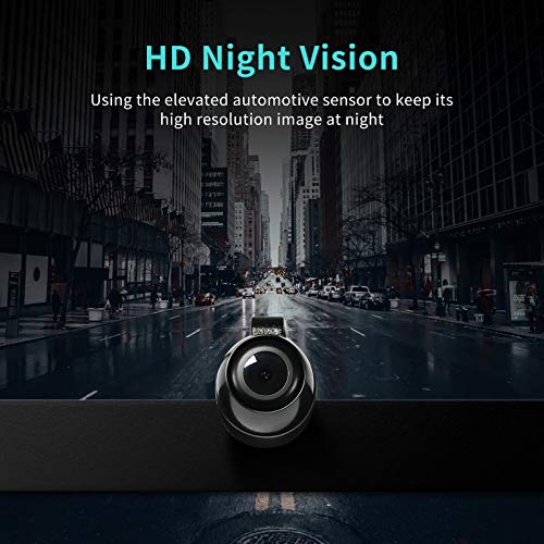 eRapta ERT02 2nd Generation Car Rear View Reaview Reversing Backup Front Camera Backing Rear View Camera with 149…