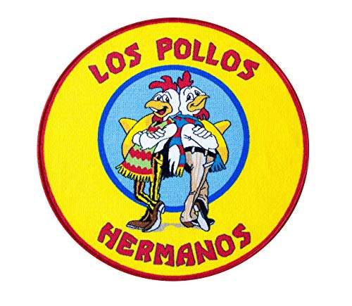 Poptoy PTY010001 Breaking Bad Teppich Los Pollos Hermanos