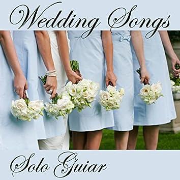 Wedding Songs - Solo Guitar
