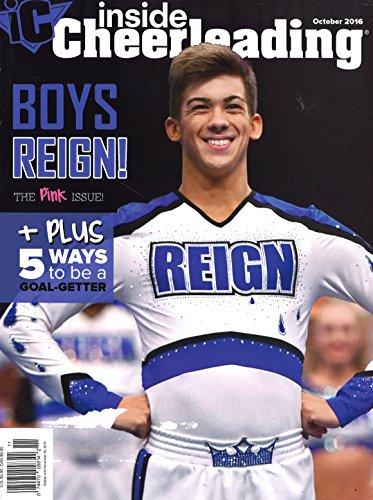 Inside Cheerleading Magazine (Kindle Tablet Edition)