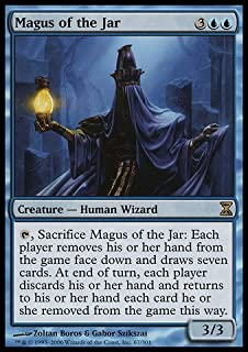 Magic: the Gathering - Magus of the Jar - Time Spiral