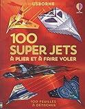 100 super jets en papier à plier et à faire voler - Avions en papier