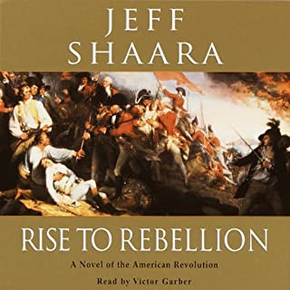 Rise to Rebellion audiobook cover art