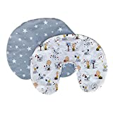 Nursing Pillow Cover   Pack of 2   100% Cotton Cover