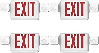 emergency lighting fire exit signs
