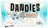 Dandies - Minis - Vegan Marshmallows, Vanilla, 10 Ounce (Pack of 2) from Chicago Vegan Foods