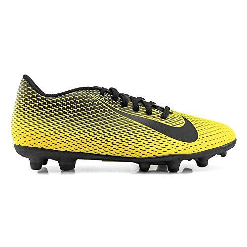 Nike Bravata II FG, Botas de fútbol Unisex Adulto, Multicolor (OPTI Yellow/Black/Black 701), 42 EU