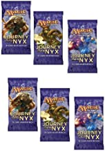Magic the Gathering Cards - Journey into Nyx - Booster Packs (6 Pack Lot)