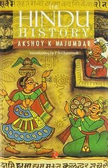 The Hindu History by [Akshoy K Majumdar]