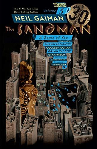 Sandman Vol. 5: A Game of You - 30th Anniversary Edition (The Sandman) (English Edition)