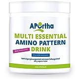APOrtha Multi essential Amino Pattern I 400 g Waldfrucht Drink mit 8 essentiellen Aminosäuren nach Prof. Dr. Lucà- Moretti für optimierte Eiweißversorgung I Aminosäuren komplex hochdosiert EAA -
