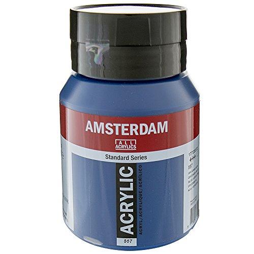 Amsterdam Acrylfarbe 500ml, Grünblau [Spielzeug]