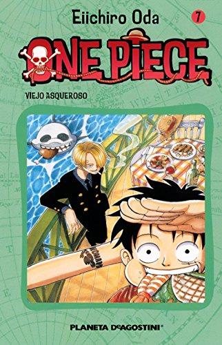 One Piece nº 07: Viejo asqueroso (Manga Shonen)