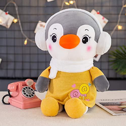 feimeifen Couple Penguin Doll Plush Toy Penguin Pillow Gift 45 cm I