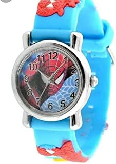 Kids Wristwatch many Color and shapes Rubber Band