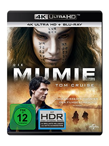 Die Mumie (4K Ultra HD) (+ Blu-ray 2D)