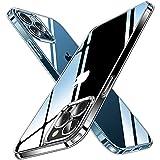 CASEKOO Crystal Clear für iPhone 12 Pro Max Hülle [Keine Vergilbungen] [Falltest gemäß MLT-STD]...