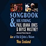 Songbook & Six String. Paul Ubana Jones & Bryce Wastney (Live At Old St John's, Nelson, New Zealand)