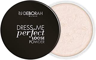 Deborah Milano Dress Me Perfect Loose Powder, 0 Universal