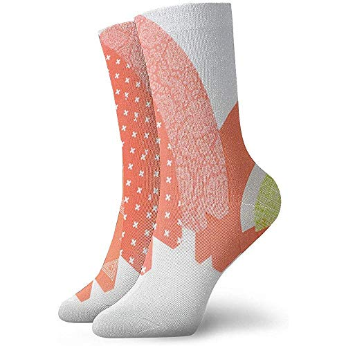 Gre Rry Kürbis-Kissen-Schnittmuster-Erwachsene Kurze Socken-gemütliche Socken für die Frauen der Männer