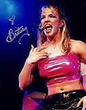 Britney Spears Signiert Autogramme 25cm x 20cm Foto