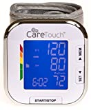 Best Blood Pressure Monitors Large Cuffs - Care Touch Fully Automatic Wrist Blood Pressure Cuff Review