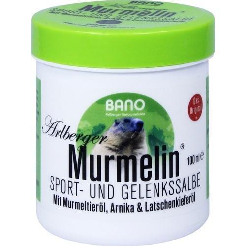 BANO Murmelin Murmeltiersalbe 100ml