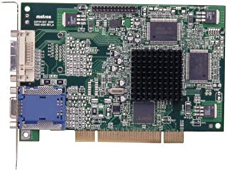 Matrox G450 - Tarjeta gráfica pasiva (PCI, 32 MB, Memoria ...