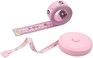 Edtape 2PCS Measuring Tape for Body,Soft Tape Measure for Body Sewing Fabric Tailor Cloth Craft Measurement Tape,60...