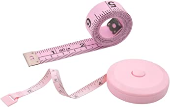 Edtape 2PCS Measuring Tape for Body,Soft Tape Measure for Body Sewing Fabric Tailor Cloth Craft Measurement Tape,60 Inch/...
