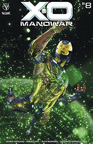 X-O Manowar (2020) #8 (X-O Manowar (2020-)) (English Edition)