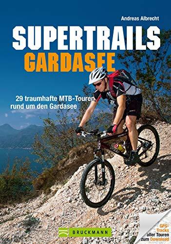Supertrails Gardasee: MTB Touren Gardasee: Supertrails – Gardasee. 29 traumhafte MTB-Touren rund um den Gardasee bis ins Trentino. Ein Bike Guide mit Singletrails, ... für die Gardasee-Nord-Mountainbike-Region.