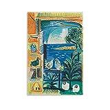 Côte D'Azur 1962 Leinwandbild, Wandkunst, Poster und