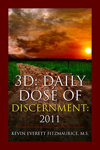 3D: Daily Dose of Discernment: 2011 (English Edition)