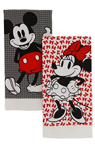Top 10 Best Selling List for mickey mouse kitchen towels