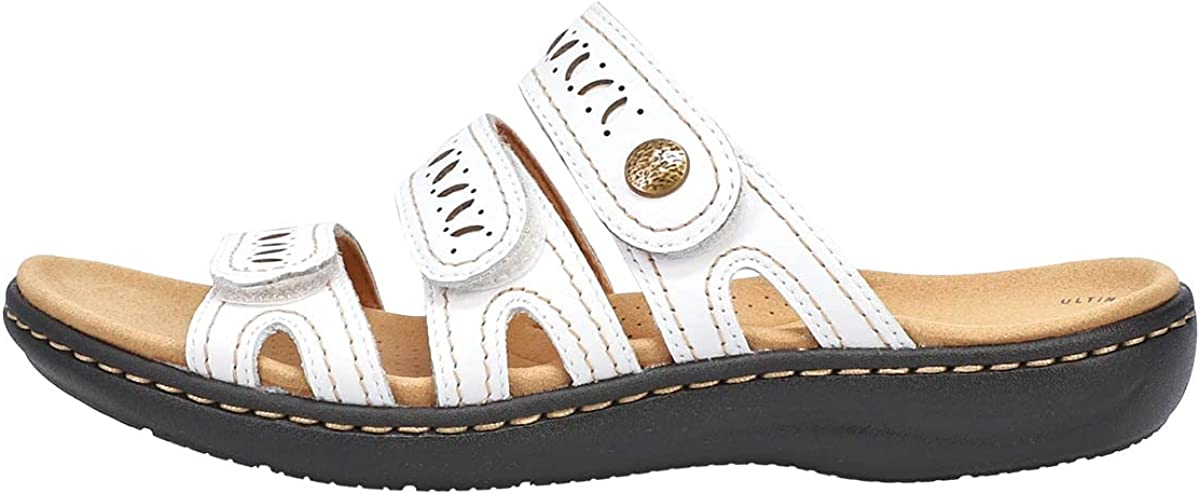 A surprise price is realized Clarks Women's Laurieann Sandal Genuine Free Shipping Dee Flat