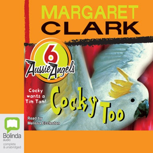 Cocky Too audiobook cover art