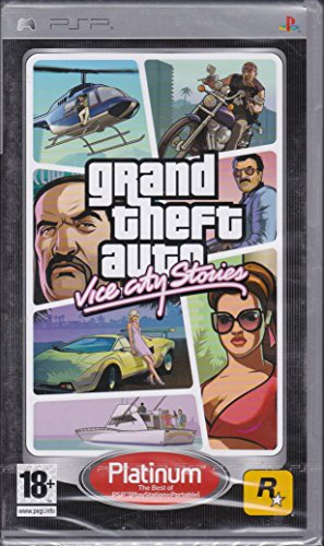 Grand Theft Auto - Vice City Stories UNCUT