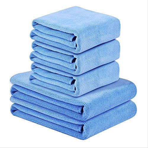 Limpie la toalla especial de tela que no suelte pelusa, el