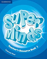 Super Minds Level 1 Teacher's Resource Book with Audio CD.