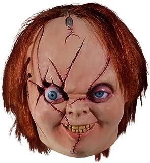 Bride of Chucky Adult Half Mask