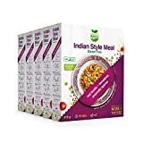 Veggie&Nature - Mezcla vegana sin gluten al estilo indio (5 x 216 g)