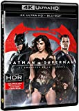Batman V Superman: El Amanecer De La Justicia 4k Uhd + copia digital [Blu-ray]