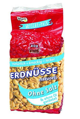 XOX Gebäck Erdnüsse naturell, 900 g, 85022