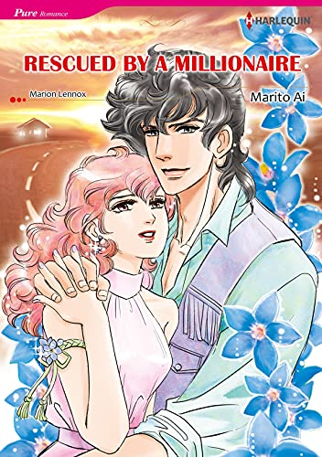 Rescued by A Millionaire: Harlequin comics (English Edition)